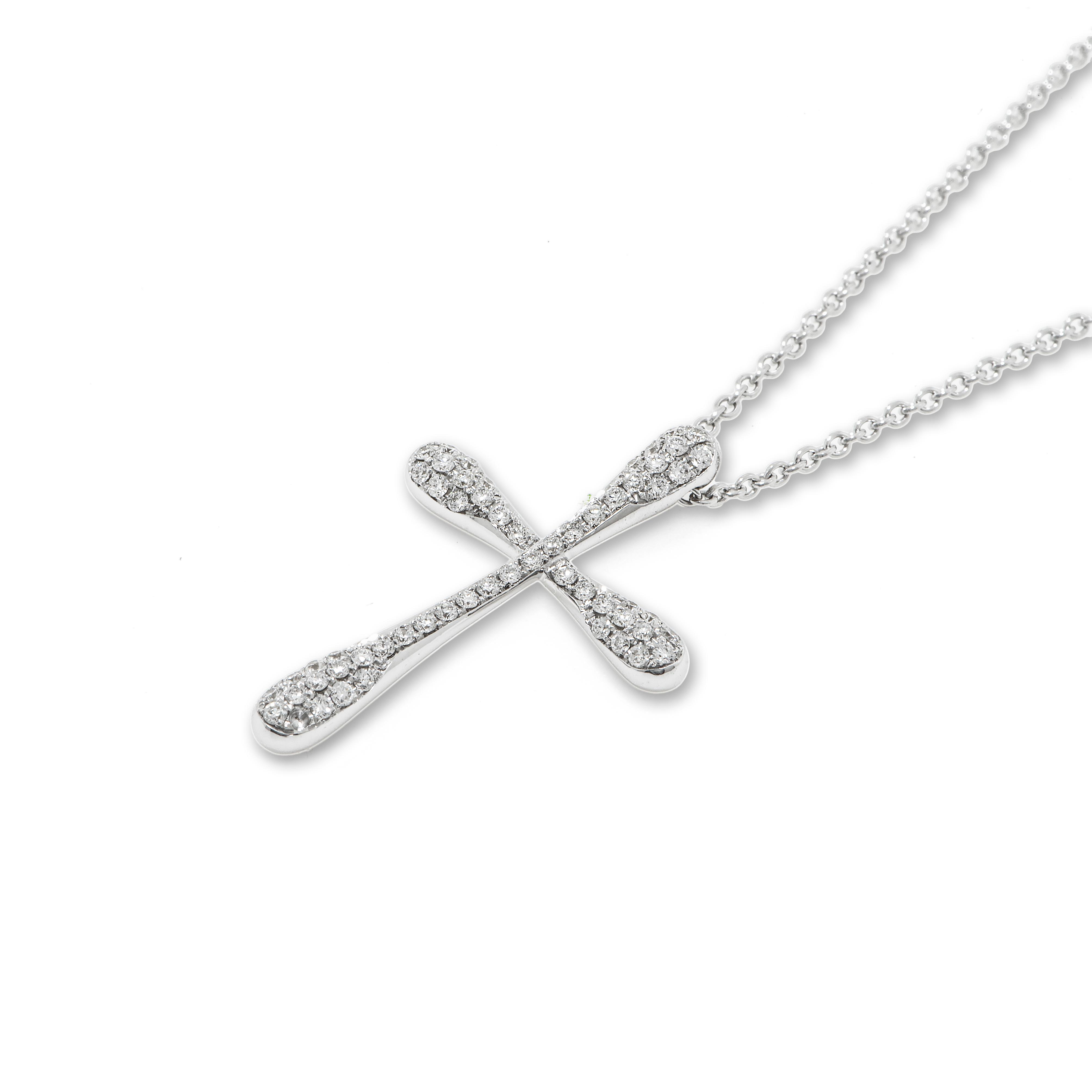 VARTAN Cross Diamonds V259MIDIA